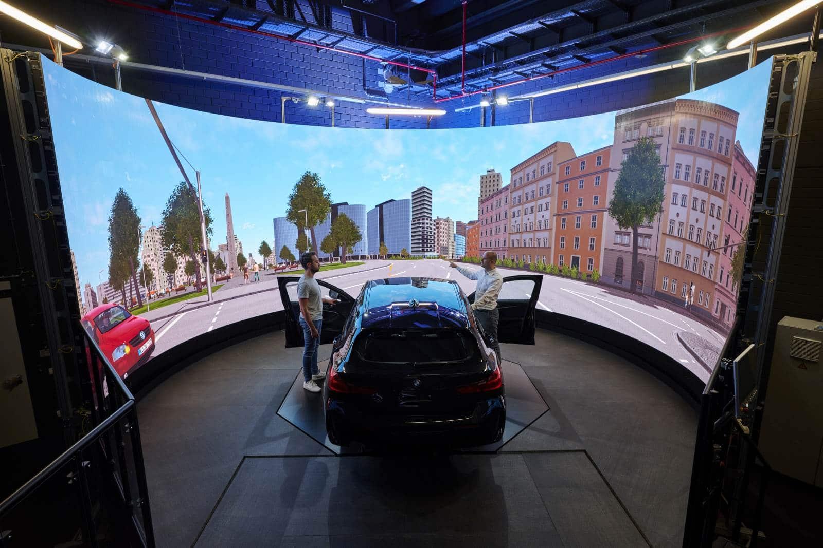 IAA Mobility 2021 - в центре внимания BMW Group Innovation Workshop 7