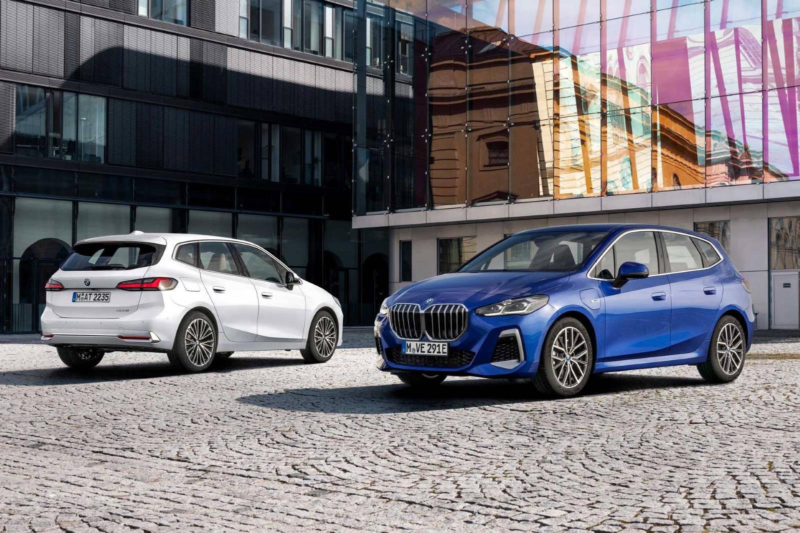 Новый BMW 2 серии Active Tourer U06 1