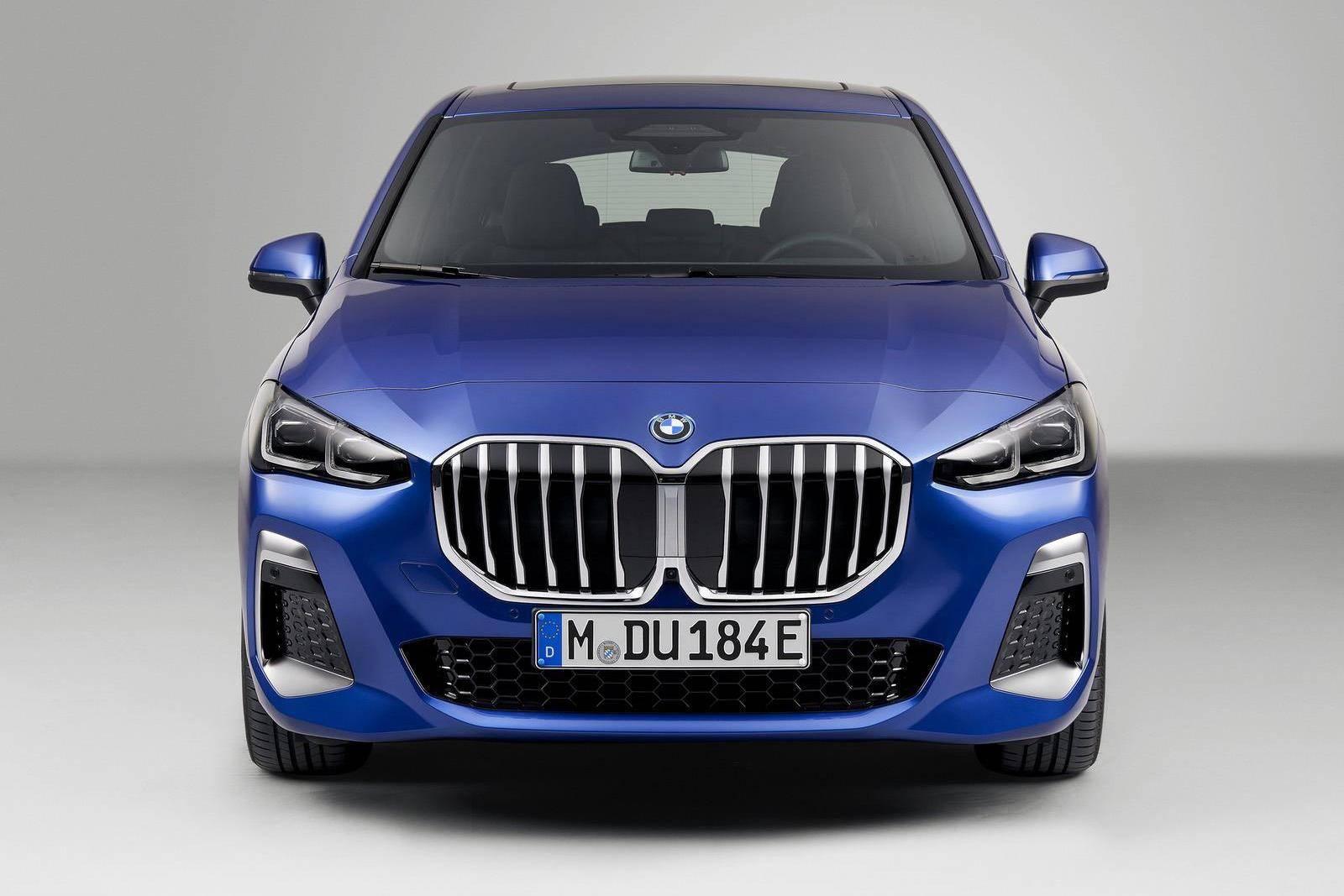 Новый BMW 2 серии Active Tourer U06 2