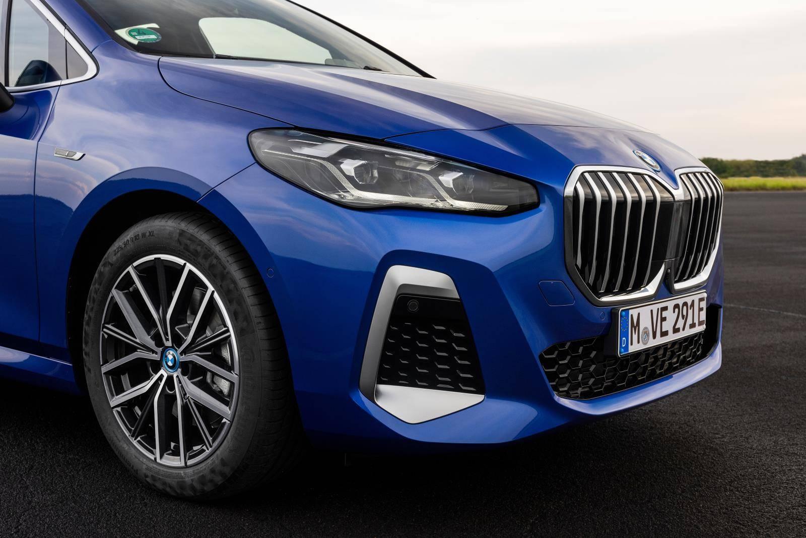 Новый BMW 2 серии Active Tourer U06 7