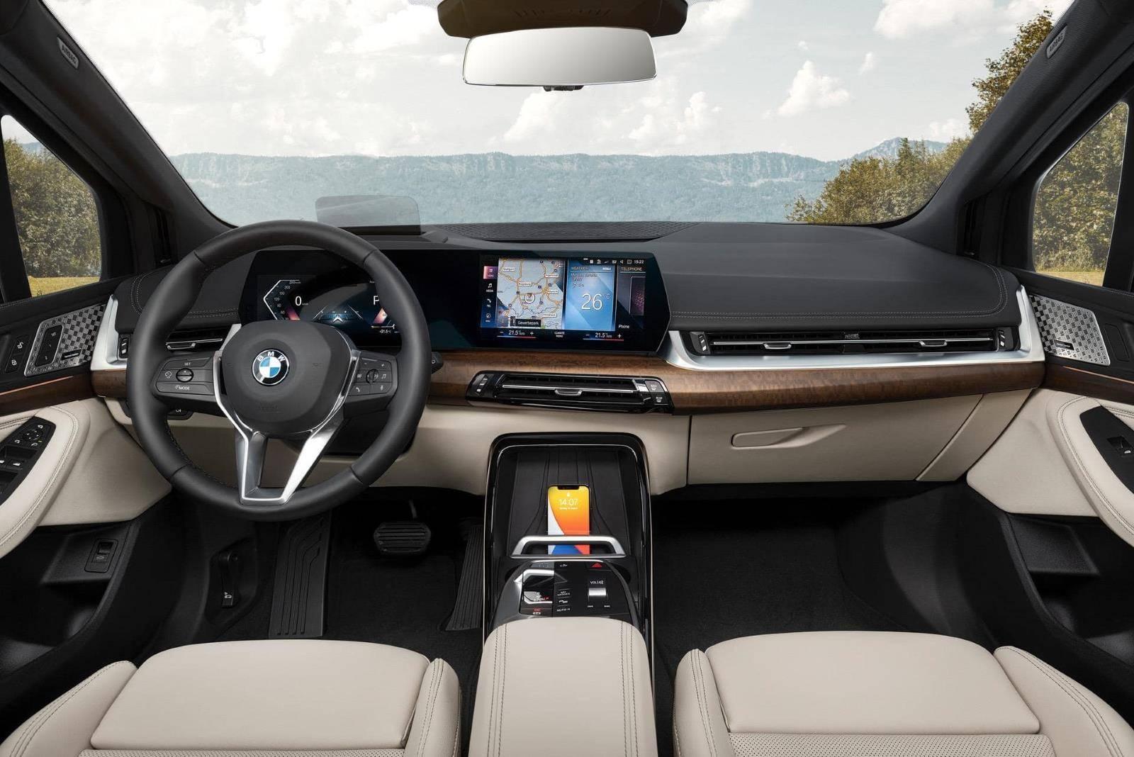 Новый BMW 2 серии Active Tourer U06 6