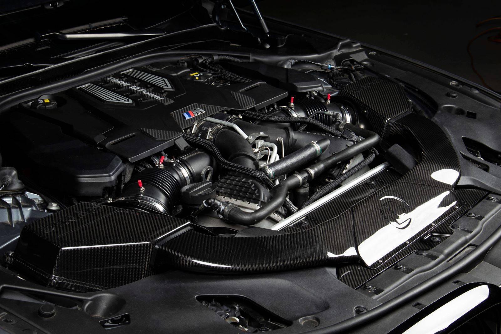 Карбоновый впуск Dinan BMW M5 F90