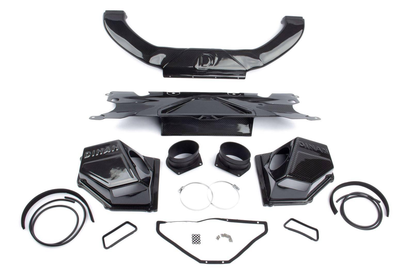 Карбоновый впуск Dinan для BMW M5 F90 3